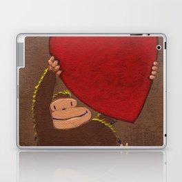 Ape Lifts Valentine Laptop & iPad Skin