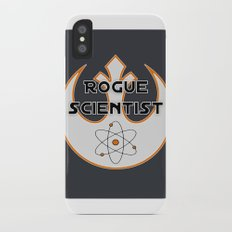 Rogue Scientist iPhone X Slim Case