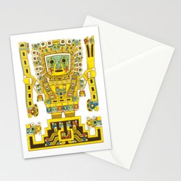 Viracocha Color Stationery Cards