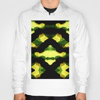 reggae Hoodies featuring Reggae Fields by Stoian Hitrov - Sto