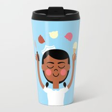 One Scoop or Two? Travel Mug
