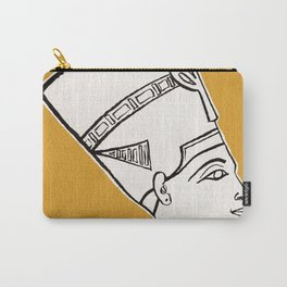 Queen Nefertiti Carry-All Pouch