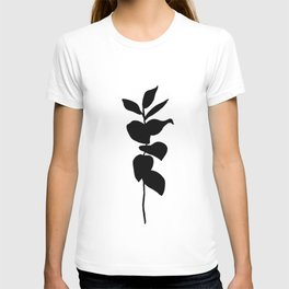 Leaves ink painting - Evie T-shirt