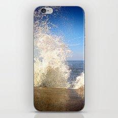 Crashing Wave iPhone & iPod Skin