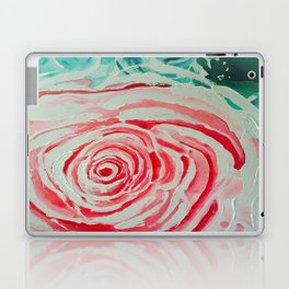 Where the Pink Roses Grow, Summer is Ending and Romantic Fall Nights are Here Laptop & iPad Skin