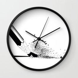 Liberté d'expression Wall Clock