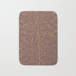 Branches and Buds in Warmth Bath Mat