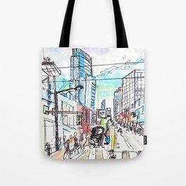 My City of Toronto Tote Bag