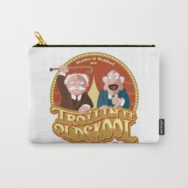 Statler & Waldorf Carry-All Pouch