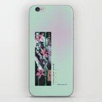 hawaiian iPhone & iPod Skins featuring Hawaiian by Shereen Yap