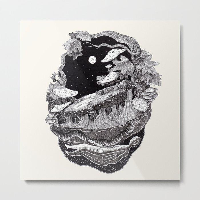 pure nature  Metal Print