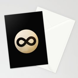 Infinity Ball Stationery Cards