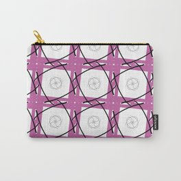 PatternPink Carry-All Pouch