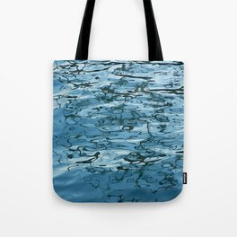Water Reflections #2 Tote Bag