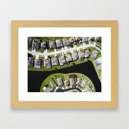 Florida Style Framed Art Print