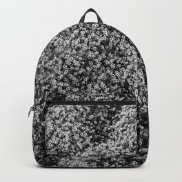 Snowy Blossoms Backpack
