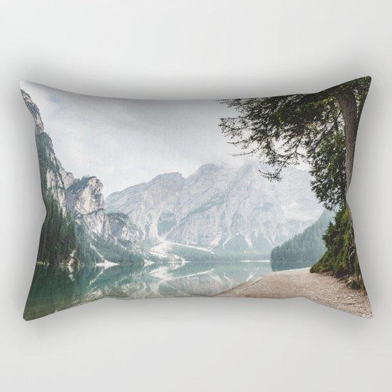 Landscape photography #society6#buyart Rectangular Pillow