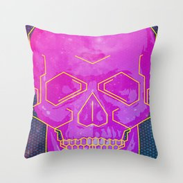 Hexaspawn Throw Pillow