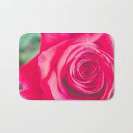 Flower Photography by Jessica Lewis Bath Mat
