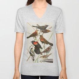 Birds of America 1923 Unisex V-Neck