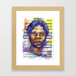 Sinner Man Framed Art Print