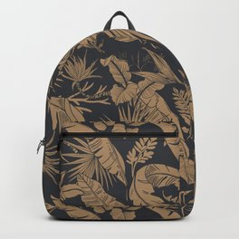 Tropical night heat Backpack