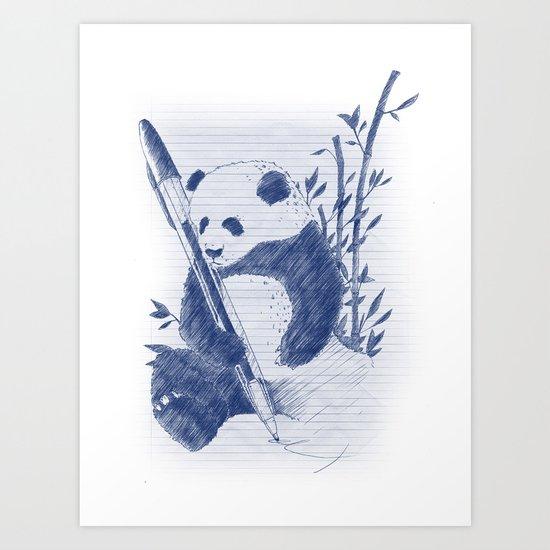 Self Preservation Art Print