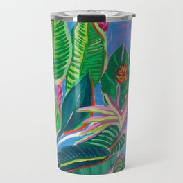 Tropical Patio Travel Mug