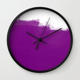 Abstract Painting #5 Wall Clock
