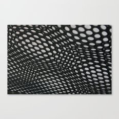 perforation 2 Canvas Print