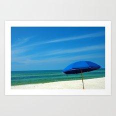 Panama City Beach Art Print