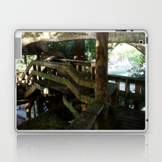 Tree house @ Aguadilla 5 Laptop & iPad Skin