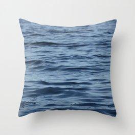 Water A Throw Pillow