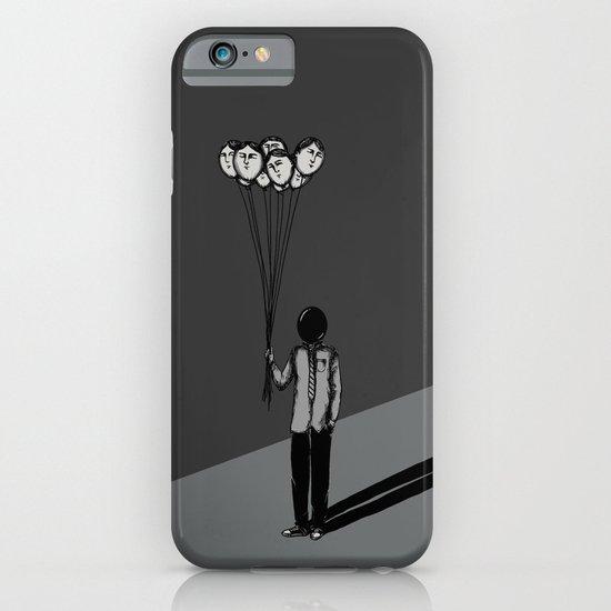 The Black Balloon iPhone & iPod Case