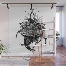 Dragon's Garden Wall Mural