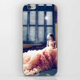 bride iPhone Skin