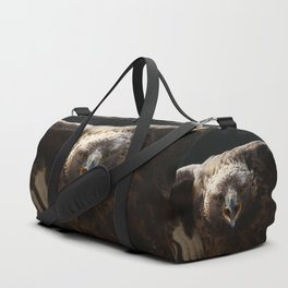 Just try me Duffle Bag