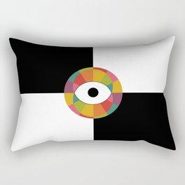 All-Seeing Eye 1 Rectangular Pillow