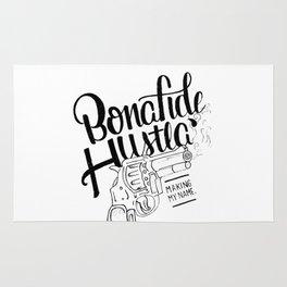 Bonafide Hustla Rug