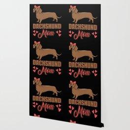 Dachshund Mom Wallpaper