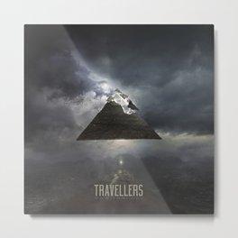 Travellers Metal Print