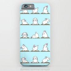 Bunnies Yoga iPhone 6 Slim Case