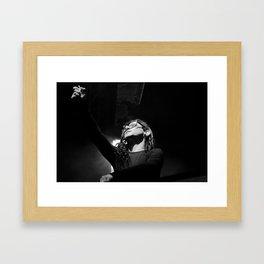 Skrlliex Framed Art Print