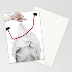 Love Invites Tragedy Stationery Cards