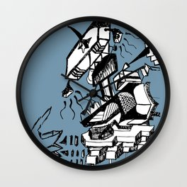 Is this how music sounds better Wall Clock