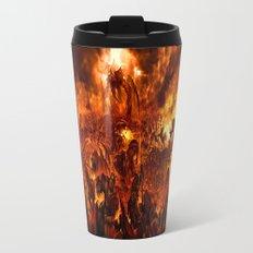 Fire War Travel Mug