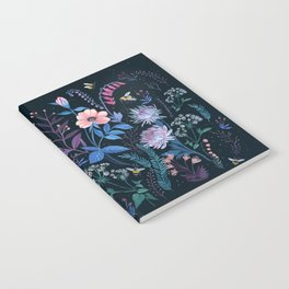Bees Garden Notebook