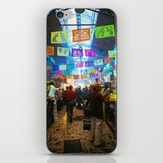 Mexican Market iPhone & iPod Skin