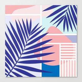 Memphis Mood Canvas Print