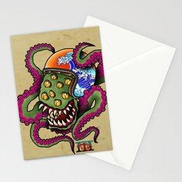 Monsta Rider cases Stationery Cards